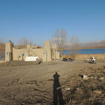 Unsere Auberge am Lac Tislit