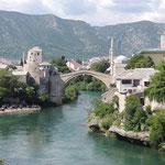 Die berühmte Alte Brücke