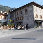 Unser Quartier- Hotel Alpino
