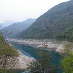 Zwischen Idro- und Gardasee....