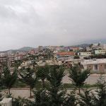 Blick über Ksamil