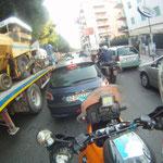 Stadtverkehr in Palermo