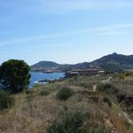 Tolle Ausblicke unweit der spanischen Grenze