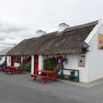 Beach Pub am Augris Head