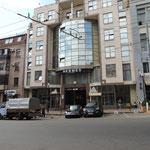 Unser Hotel in Odessa