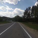 Grenzübertritt Teil2 - Einreise nach Litauen
