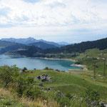 Lac du Roselend