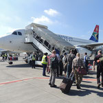 Weiter geht´s nach Windhoek