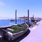 Strandpromenade in Walvis-Bay