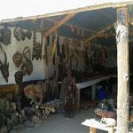 Craft-Market in Okahandja