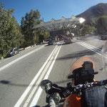 Grenzübertritt nach Andorra