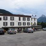 Unser Hotel in St. Pierre de Chartreuse
