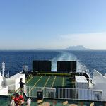 Gibraltar hinter uns...