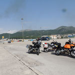 Im Hafen von Igoumenitsa