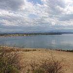 Ogosta-Stausee bei Montana