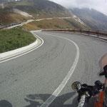 Auf geht´s Richtung Aosta-Tal