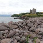Minard Castle auf der Halbinsel Dingle