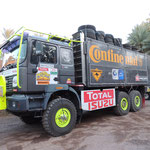 "Fahrzeuge der Rallye ""Aicha des Gazelles kreuzten immer wieder unsere Wege"