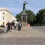 Abschied von Odessa
