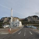Moschee am Europapoint
