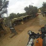 Ankunft in Ouzoud