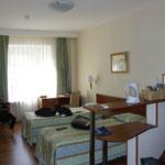 Nettes Hotelzimmer