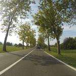 Verändertes Landschaftsnild in Slowenien