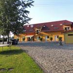 Motel an der ungarisch-rumänischen Grenze