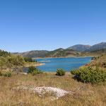 Unerwartete Landschaften im Norden Griechenlands