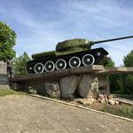 Relikte aus Sowjetzeiten