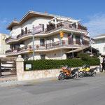 Unser Hotel in Alghero