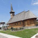 Holzkirche in Curtea de Arges