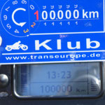 .....hier 100.000 KM