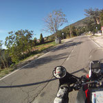 Die letzten Meter nach Assisi