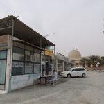 Teepause in Hatta