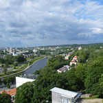 Wunderbarer Rundumblick über Vilnius