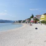 Der Strand bei Kek