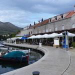 Das Städtchen Cavtat etwas südlich von Dubrovnik