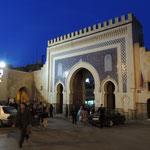 Bab Boujeloud in Fes