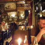 """im """"besten Restaurant"""" von Marrakesch"""
