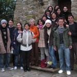 Ritiro giovani a Porziano, Assisi - 2008