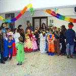 Carnevale ragazzi oratorio - 2008