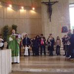 Benedizione bimbi battezzati nel 2007