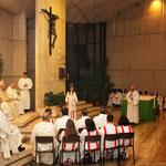 Insediamento a Parroco di Padre Agostino