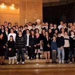 Gruppo cresima 2008