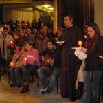 Via Crucis nel quartiere - 2008