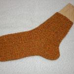 Waffelmuster - Discounterwolle