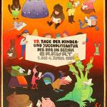 Erster Preis im Plakatwettbewerb für Kinder- und Jugendliteratur der Stadt Erfurt 1981