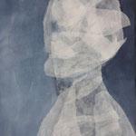 Heldenportrait-2 / 1995 / 76,5 x 56,5 cm