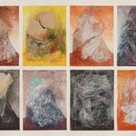 Angstträume  1983 / 39 x 58,5 cm